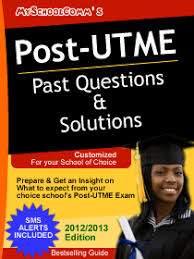Tansian University Post UTME Past Questions and Answers PDF