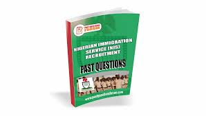 Nigeria Immigration Service Past Questions and Answer PDF for 2020 Recruitment