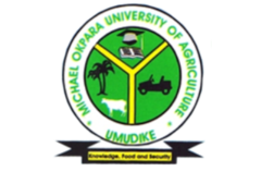 List of all Courses Offered in MOUAU & its Faculties