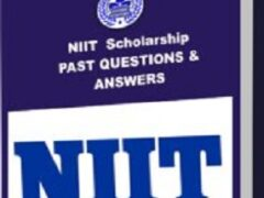 NIIT Scholarship Past question and Answers