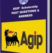 Agip Scholarship Past question and Answers